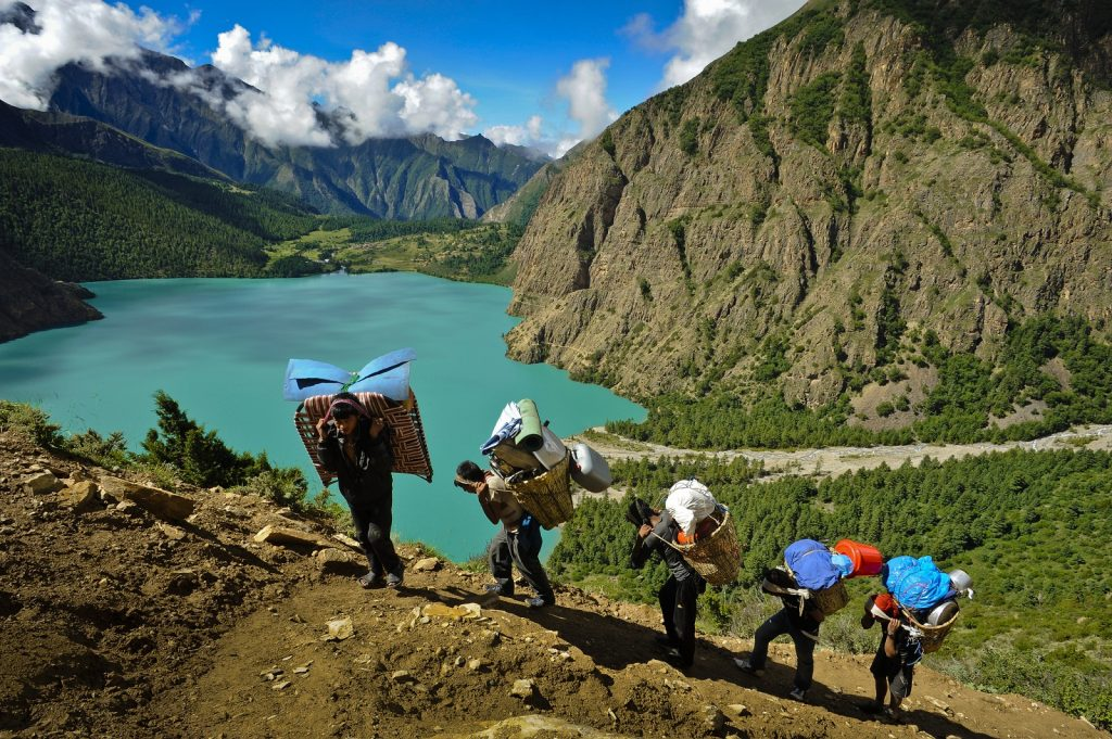 Dolpo : The Secret Country